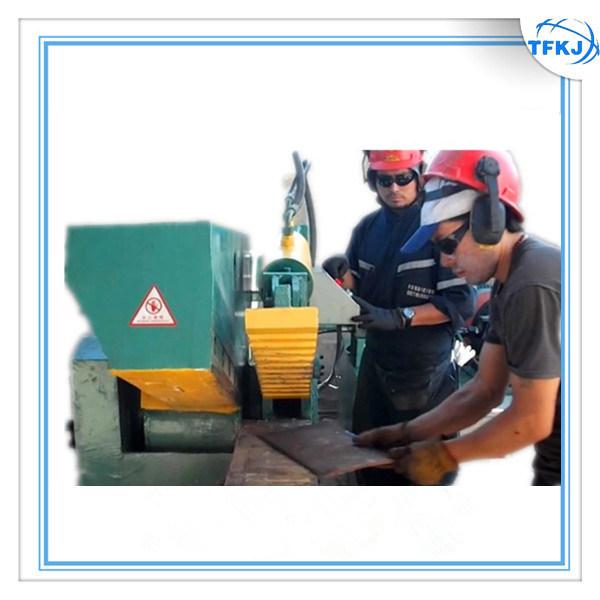 Automatic Vertical Cutting Hydraulic Shear