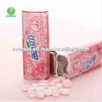 Coolsa Sugar Free Strong Mint Hard Candy