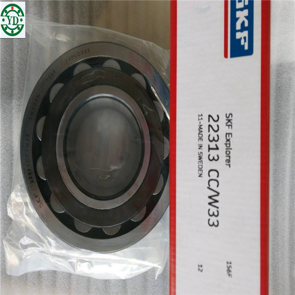 Sweden Made in Germany China Factory High Quality Steel Cage Spherical Roller Bearing SKF 22312cc/W33