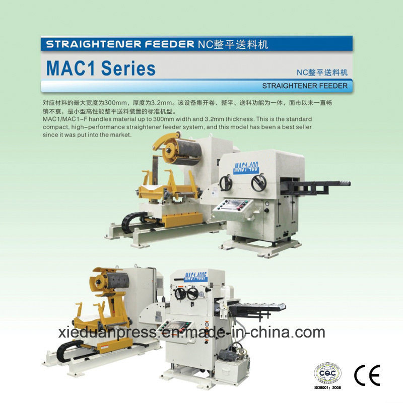 Straight Side Double Crank Stamping Production Line
