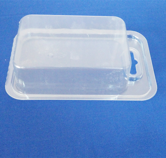 Pet Blister Packing Box Clear Pet Folding Blister Packing Plastic Packing Box for Hardware Part