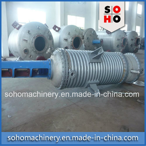 Used Engine Oil Refinery Plant of Thin Film Evaporator