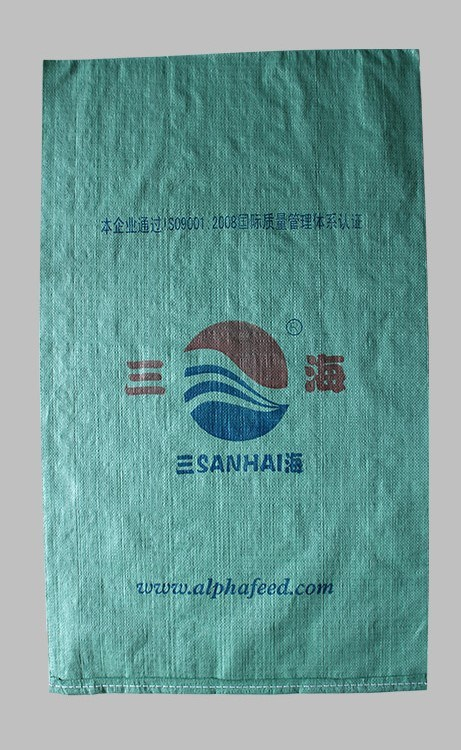 PP Woven Bag for Feed