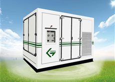 Industrial Screw Compressor Natural Gas Filling Station