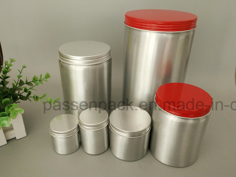 Metal Aluminum Tin Can for Food Packaging (PPC-AC-065)