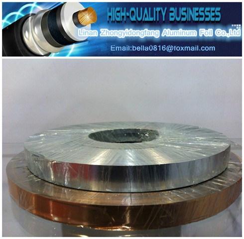 Aluminium Foil Tape for Coaxial Cable