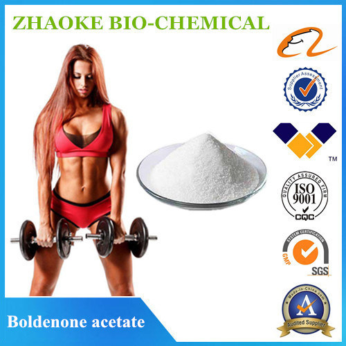 Factory Direct Supply Anabolic Steroid Drugs Boldenone Acetate Raw Powder