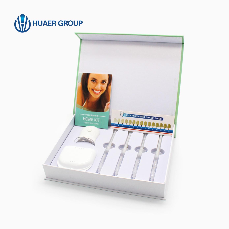 OEM Professional Home Use LED Light Teeth Whitening Kit