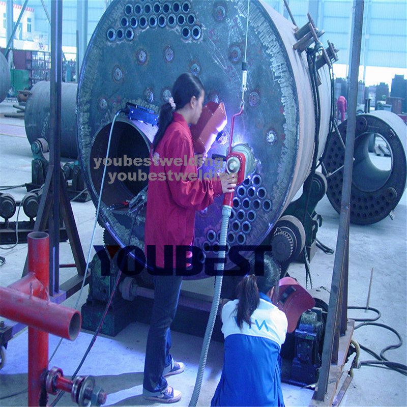 Orbital Automatic All Position Tube to Tube Sheet DC Welding Machine
