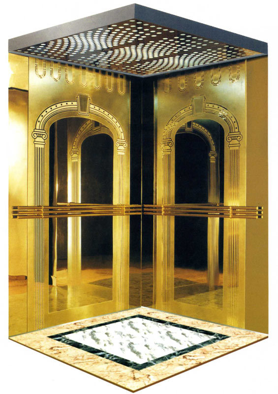 Hotel Elevator (Machine room)