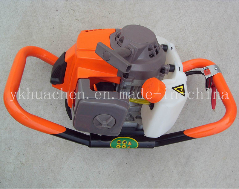 72cc Heavy Duty Earth Auger Ground Drill, Popular Model