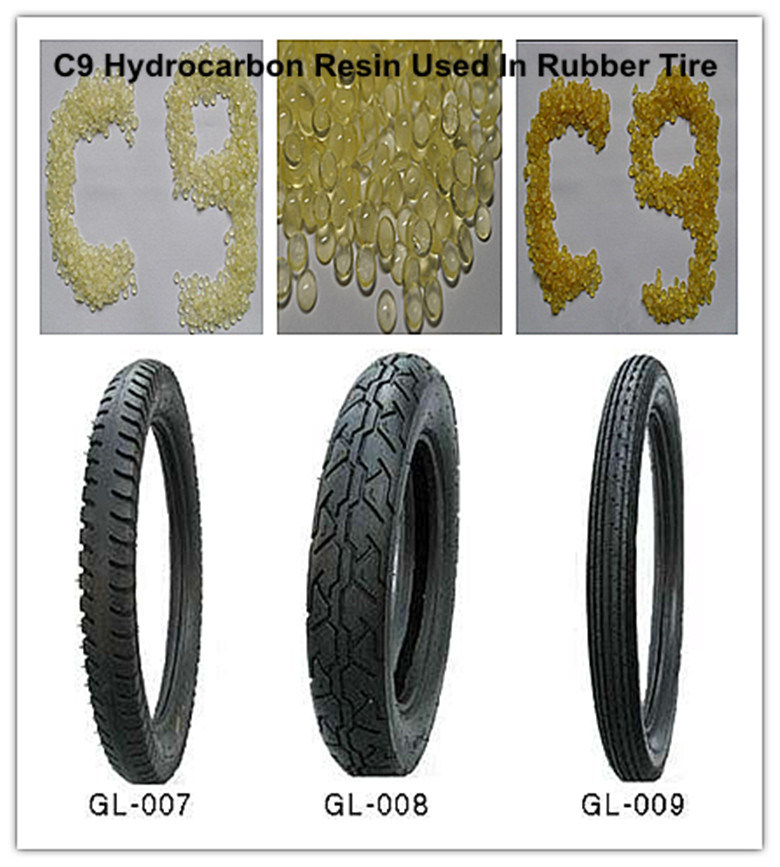 C9 Hydrocarbon Resin Factory Manufacture for Rubber Tire
