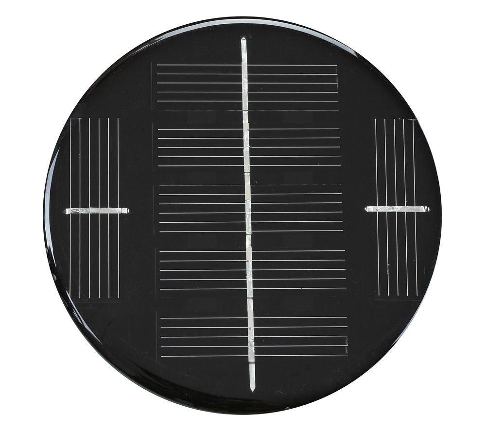 China 0 8w Small Epoxy Resin Monocystalline Solar Panel