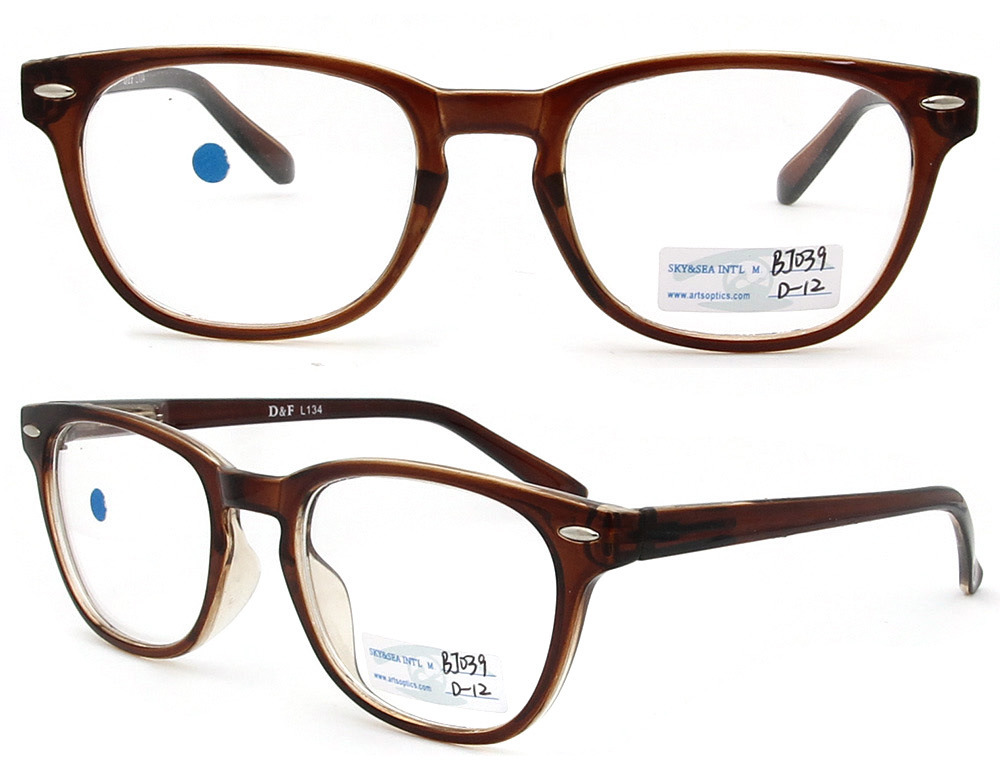 China 2012 Latest Styles Eyeglasses Plastic Optical Frames ...
