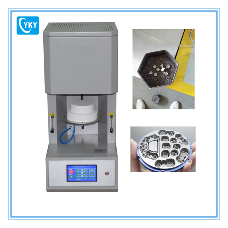 Dental Touch Screen  Co Cr Cobalit Chromium Alloy Sintering Furnace