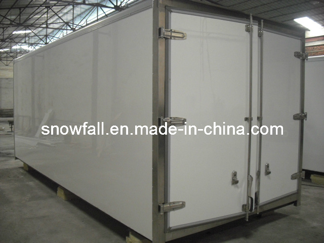 Chiller Box / Refrigerated Truck Box