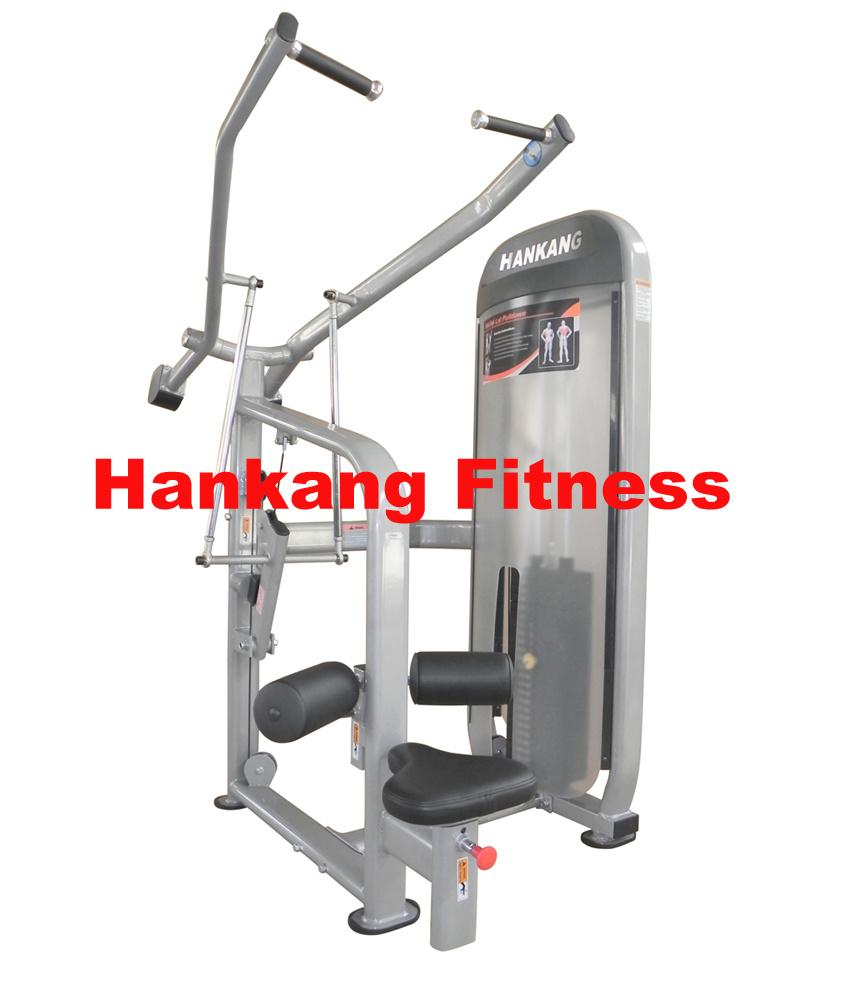 Hammer Strength Gripper: Gym Tricks : Bodybuilding