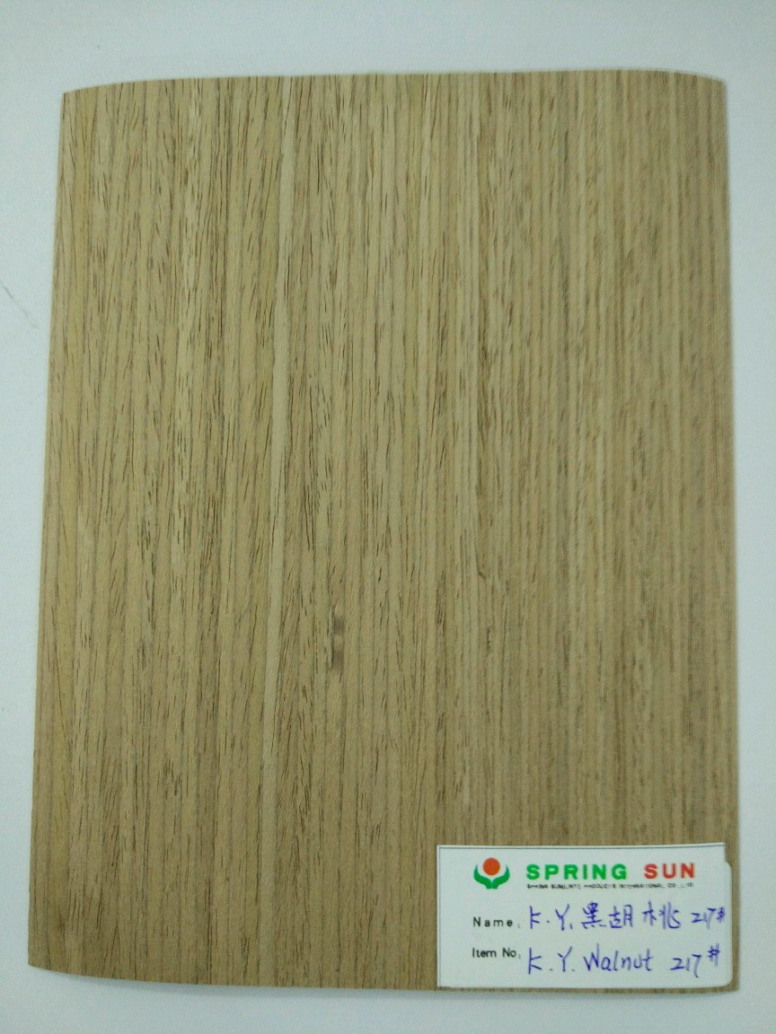 Good Quality of Natural Wood Veneer for Decoration, Furniture