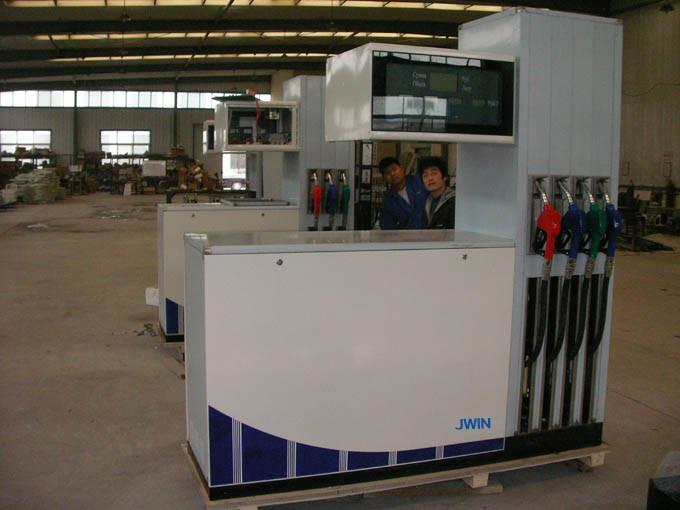 Fuel Dispenser 8nozzle, 4pump for Sales