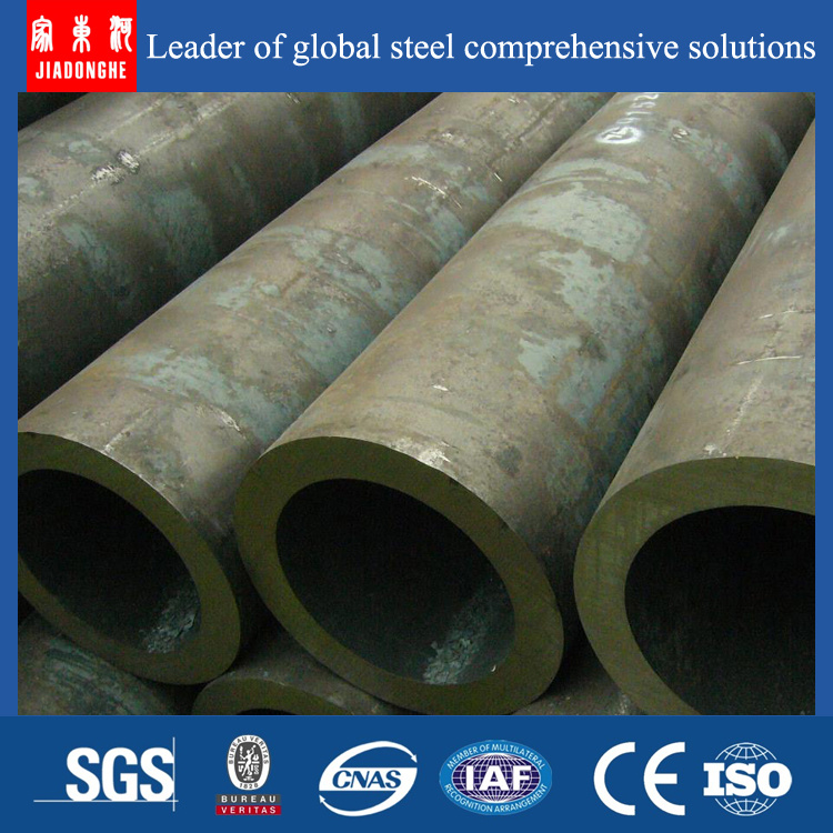 Outer Diameter 114mm Seamless Steel Pipe