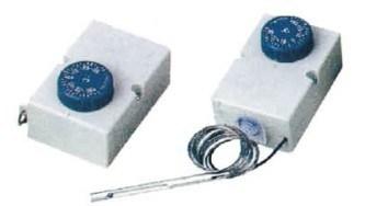 Adjustable Liquid Expansion High Temperature Thermostat