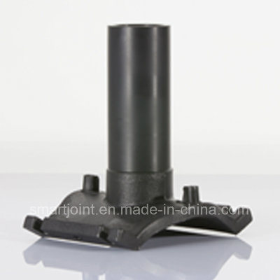 Electrofusion Saddle Branch HDPE Pipe