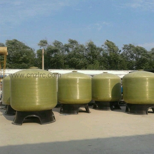 Tank Container Fiberglass Reinforced Plastic Storage Tank