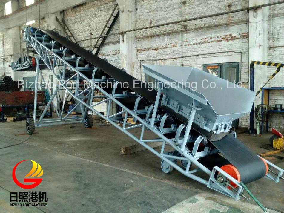 SPD Belt Conveyor Impact Roller for Bulk Handling
