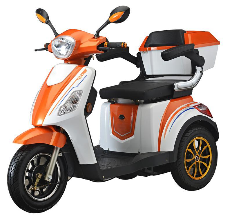Three Wheels Electric Mobility Scooter