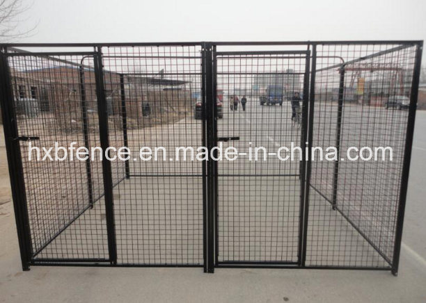 6X4X4FT Outdoor Welded Mesh Dog Kennels