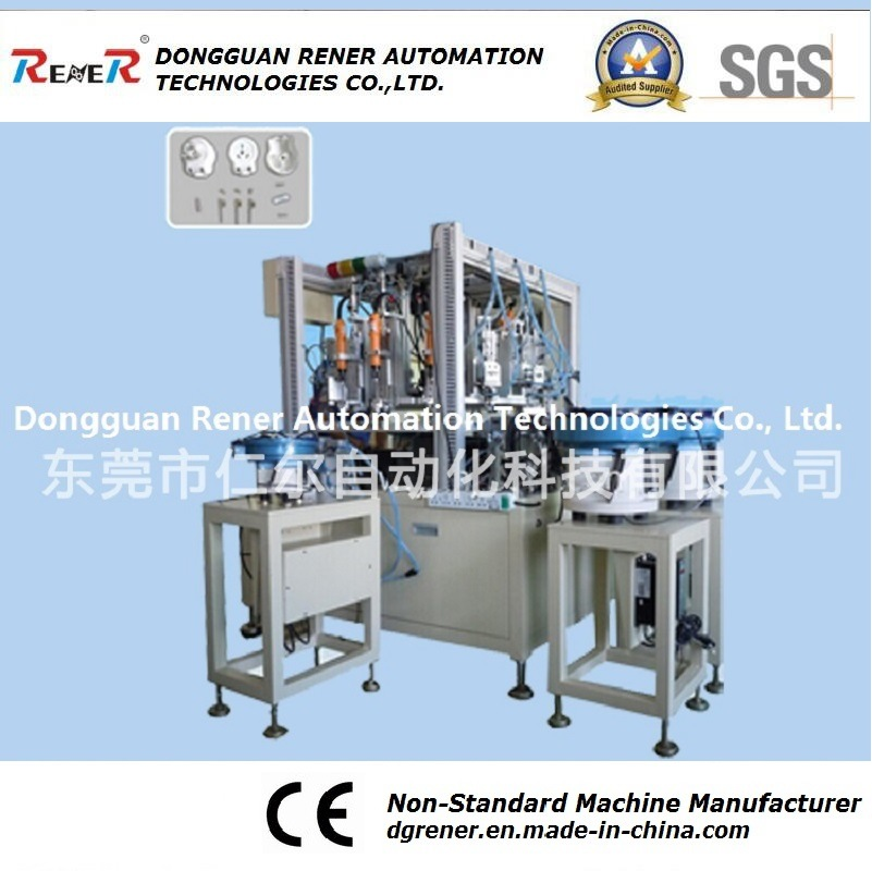 Professional Customized Non-Standard Automatic Production Line for Plastic Hardware