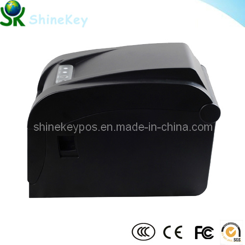 New Economical Thermal Barcode Printer (SK 350B)