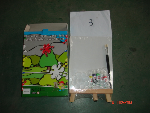 Paint Set, Drawing Set, Painting Set