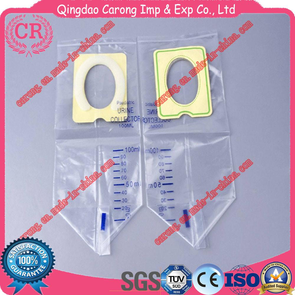 Disposable Pediatric Urine Collector Bag