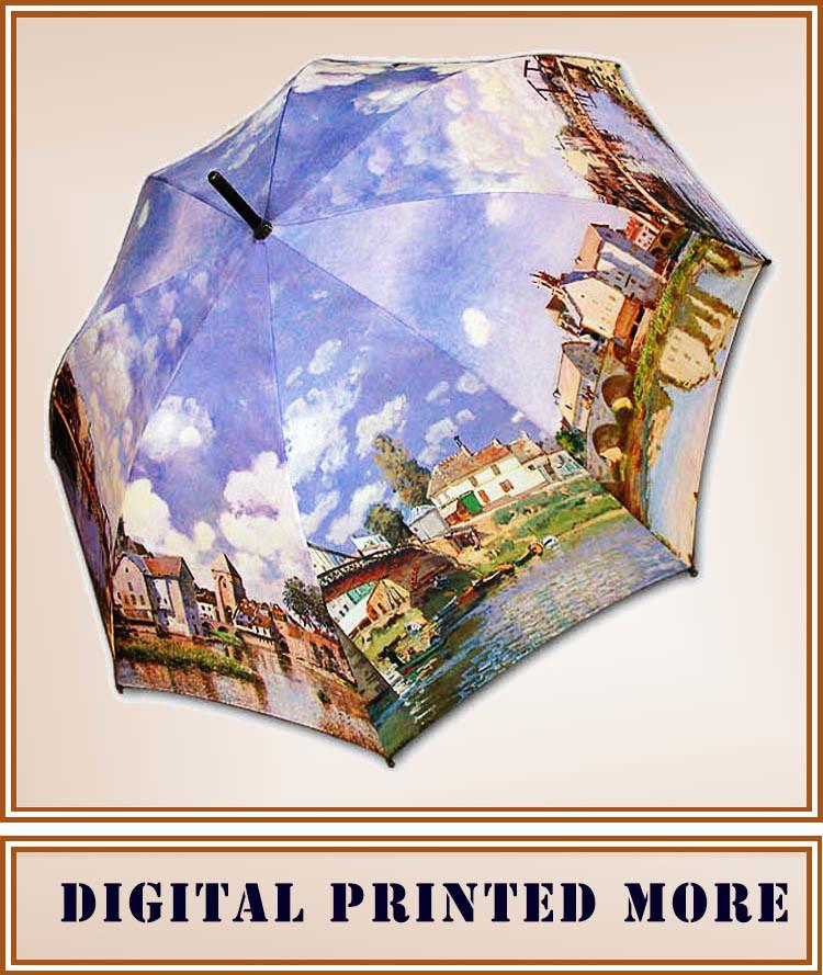 New 2017 High Quality Custom Printed Umbrella