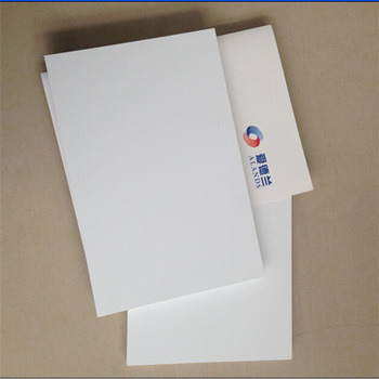 12mm Thickness White PVC Foam Board at 0.55g/cm3