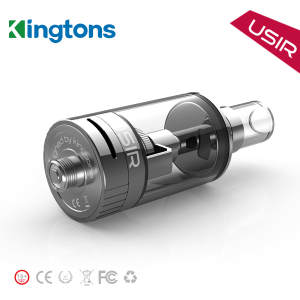 No. 1 Selling Kingtons Top Filling Usir Clearomizer with Ceramic Coil Vape Tanks
