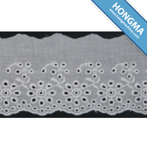 New Style Classic High Quality Cotton Lace