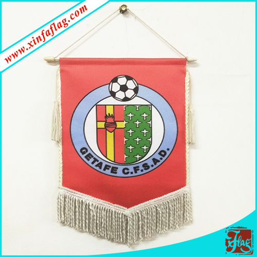 Polyester Pennant/Polyester Awarding Banner/Display Banner Bannerettes