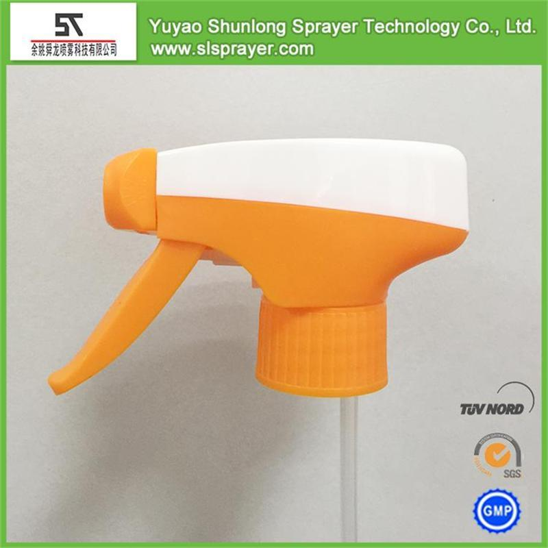 Only Plastic Trigger Sprayer for High Corrosive Liquid