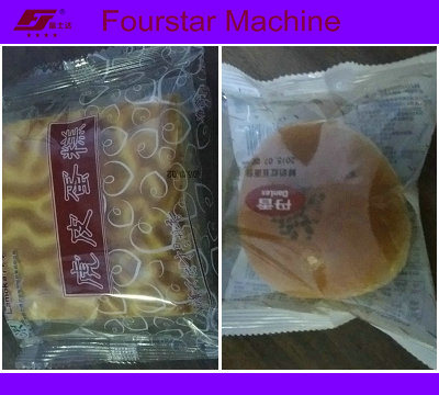 Biscuit Cake Bread Packaging Machine