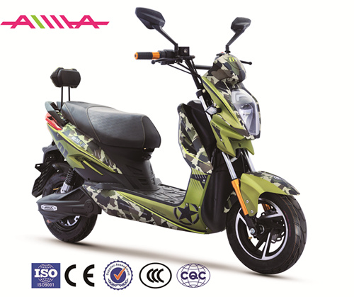 60V800W Patent Design Electric Motorcycle with Bosch Motor