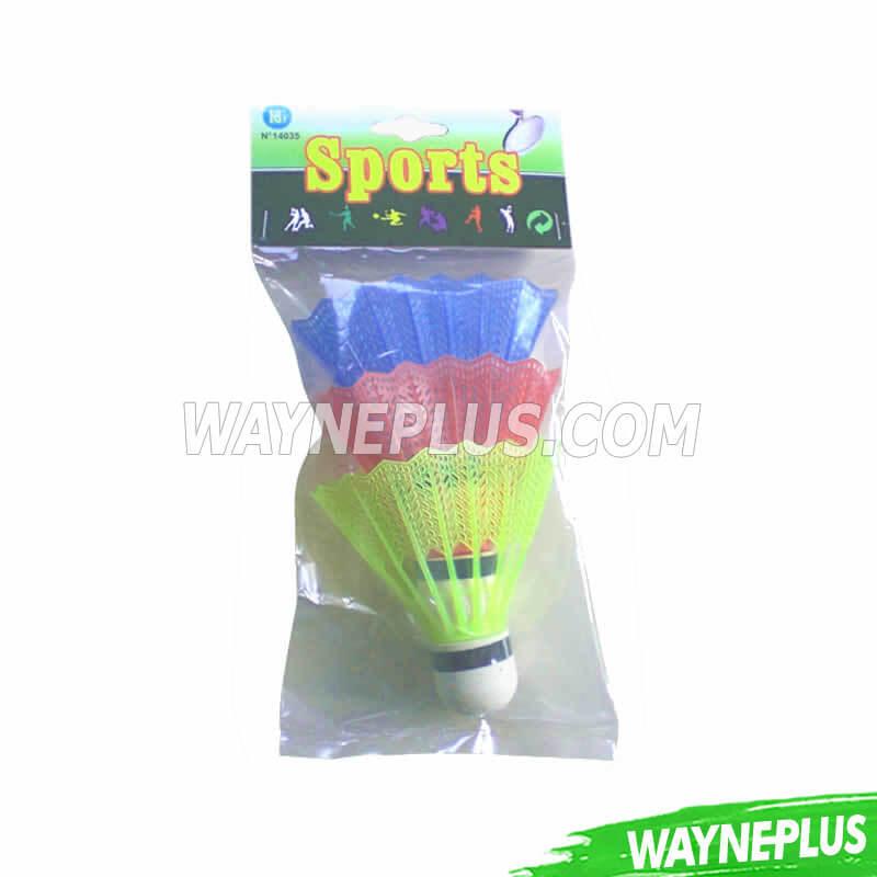 Cheap OEM Badminton Ball Pack 0401005
