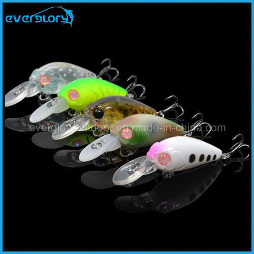 Hot Mini Swinger Crank Hard Fishing Lures China 35mm 3.8g Crankbait Bkk Hook Depth 1.6-2m Carp Fishing Tackle