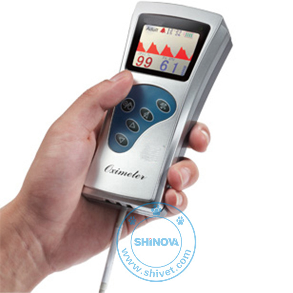 Veterinary Pulse Oximeter (OXI-90V)