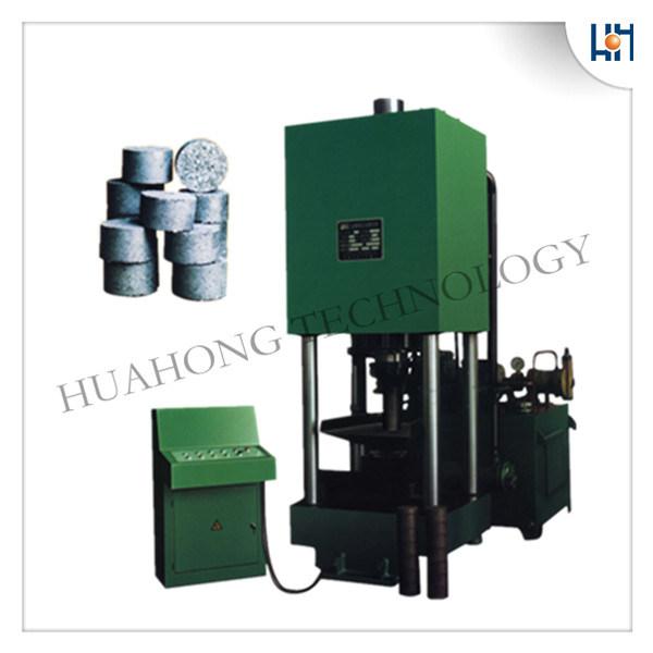 Hydraulic Metal Sawdust Briquetting Press