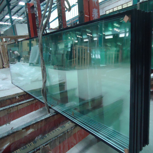 Air/Argon Spacer Tempered Low-E Insulating Glass