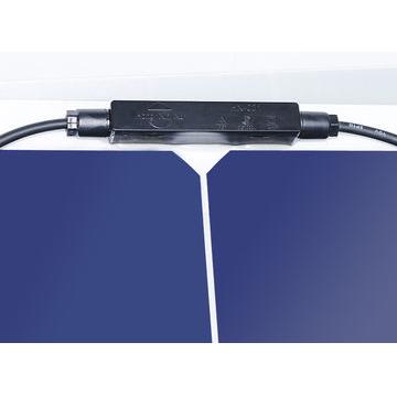 Certificated by Ce ISO High Efficiency 100W 18V Semi Flexible Sunpower Solar Panel