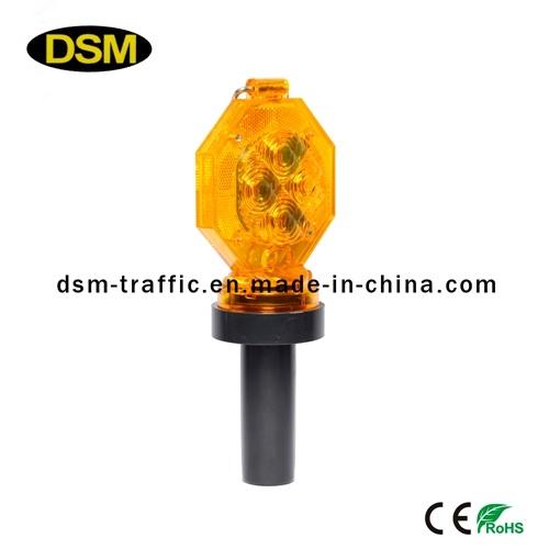 Solar Traffic Warning Lamp (DSM-1)