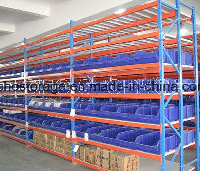 Medium Duty Metal Longspan Shelving for Warehouse Storage